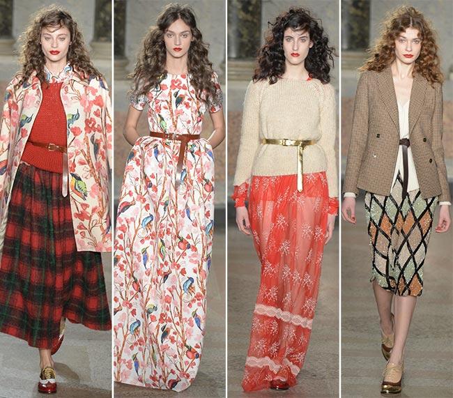 Blugirl Fall/Winter 2015-2019 Collection - Milan Fashion Week