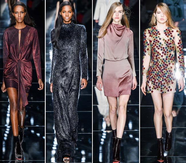Blumarine Fall/Winter 2015-2016 Collection - Milan Fashion Week