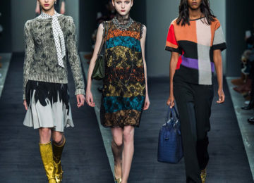 Bottega Veneta Fall/Winter 2015-2016 Collection – Milan Fashion Week