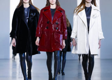 Calvin Klein Fall/Winter 2015-2016 Collection – New York Fashion Week