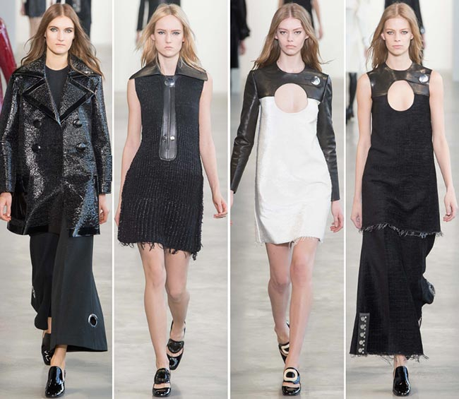 Calvin Klein Fall/Winter 2015-2016 Collection - New York Fashion Week
