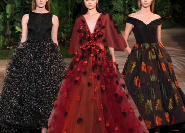 Christian Siriano Fall/Winter 2015-2016 Collection – New York Fashion Week