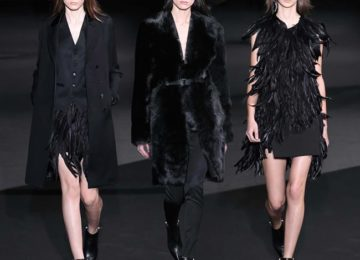 Costume National Fall/Winter 2015-2016 Collection – Milan Fashion Week