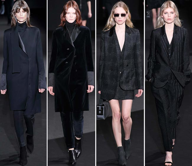 Costume National Fall/Winter 2015-2016 Collection - Milan Fashion Week