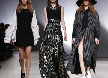 Creatures of the Wind Fall/Winter 2015-2016 Collection – New York Fashion Week