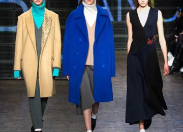 DKNY Fall/Winter 2015-2016 Collection – New York Fashion Week
