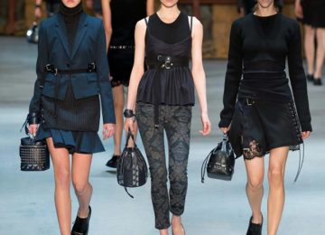 Diesel Black Gold Fall/Winter 2015-2016 Collection – New York Fashion Week