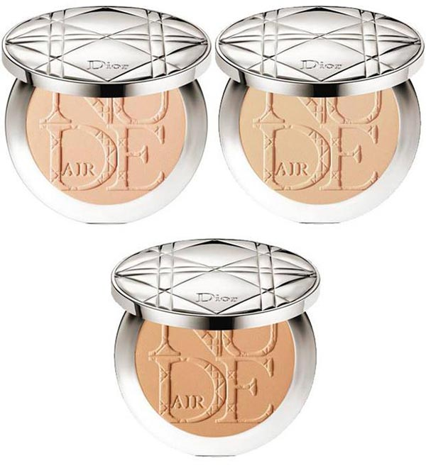 Dior Diorskin Nude Air Spring 2015 Makeup Collection