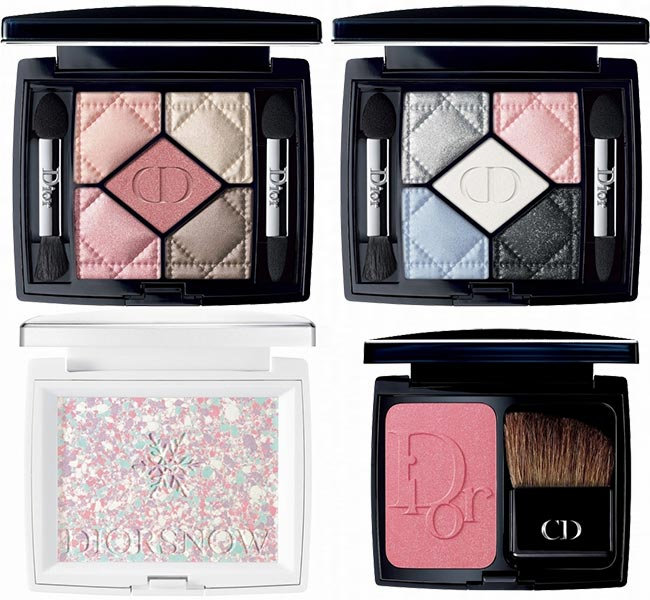 Dior Snow Spring 2015 Makeup Collection