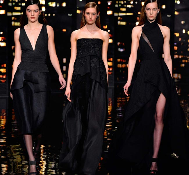 Donna Karan Fall/Winter 2015-2016 Collection - New York Fashion Week