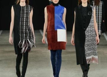 Edun Fall/Winter 2015-2016 Collection – New York Fashion Week