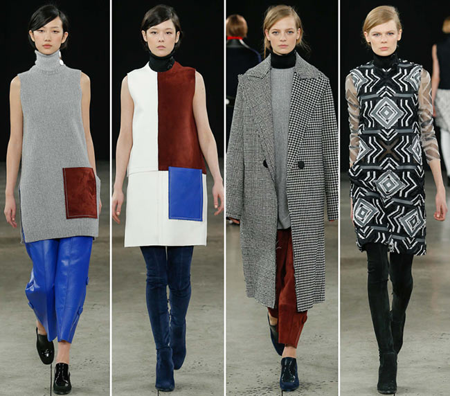 Edun Fall/Winter 2015-2016 Collection - New York Fashion Week