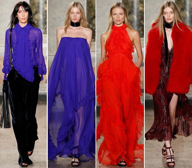 Emilio Pucci Fall/Winter 2015-2016 Collection - Milan Fashion Week
