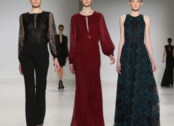 Erin Fetherston Fall/Winter 2015-2016 Collection – New York Fashion Week