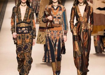 Etro Fall/Winter 2015-2016 Collection – Milan Fashion Week