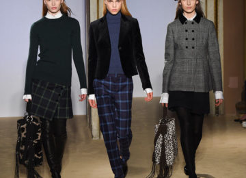 FAY Fall/Winter 2015-2016 Collection – Milan Fashion Week