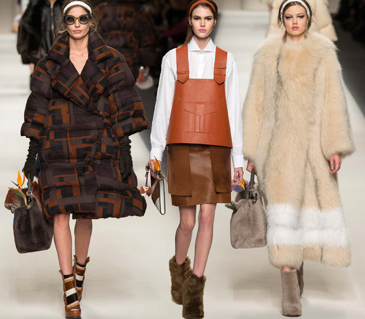 Fendi Fall/Winter 2015-2016 Collection