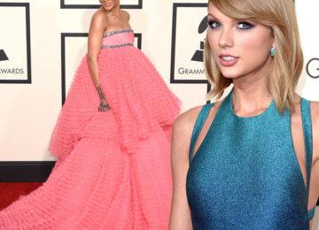 Grammy Awards 2015 Red Carpet Fashion