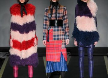 House of Holland Fall/Winter 2015-2016 Collection – London Fashion Week