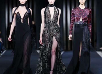 J. Mendel Fall/Winter 2015-2016 Collection – New York Fashion Week