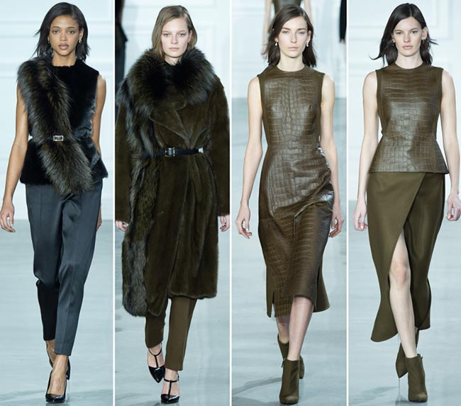 Jason Wu Fall/Winter 2015-2016 Collection