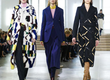 Jil Sander Fall/Winter 2015-2016 Collection – Milan Fashion Week