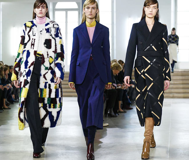 Jil Sander Fall/Winter 2015-2016 Collection - Milan Fashion Week