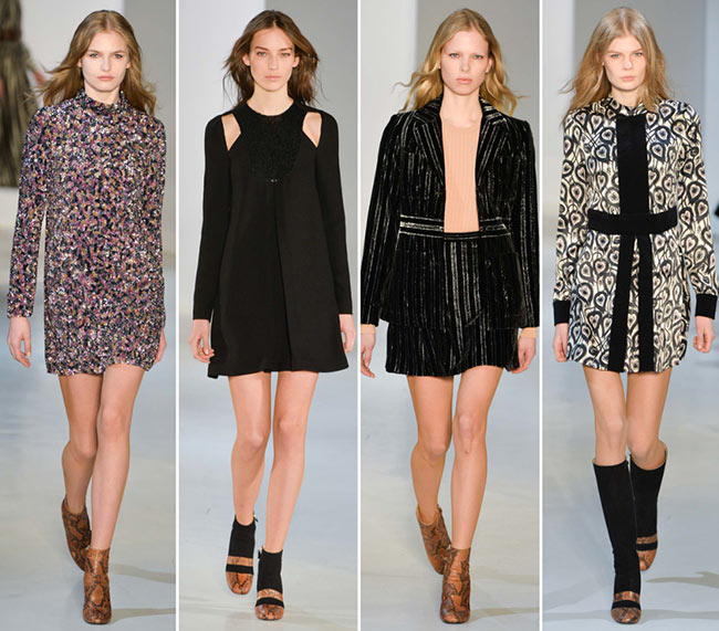 Jill Stuart Fall/Winter 2015-2016 Collection – New York Fashion Week