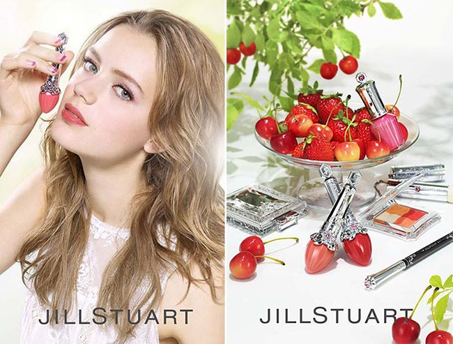 Jill Stuart Summer 2015 Makeup Collection