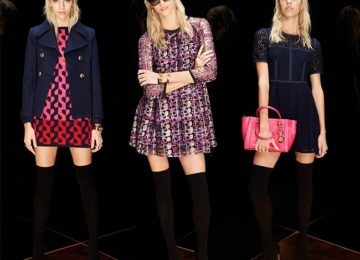 Juicy Couture Fall/Winter 2015-2016 Collection – New York Fashion Week
