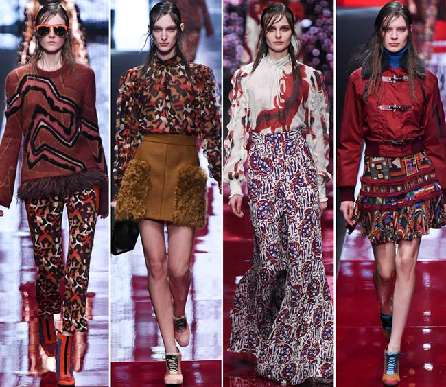 Just Cavalli Fall/Winter 2015-2016 Collection – Milan Fashion Week