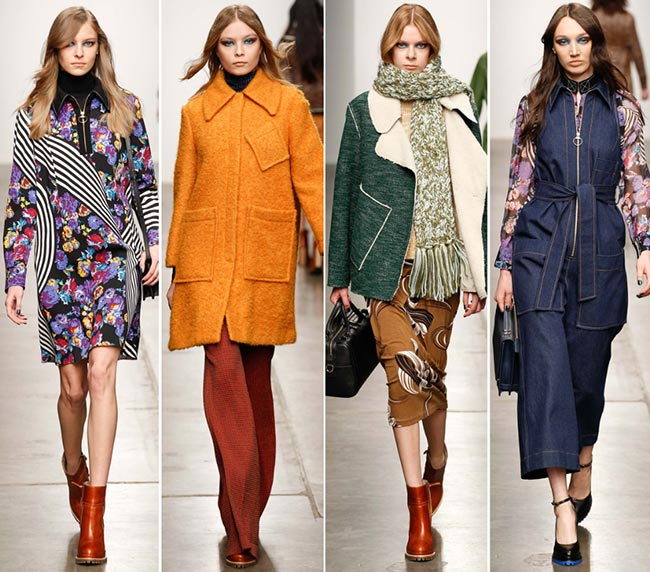 Karen Walker Fall/Winter 2015-2016 Collection – New York Fashion Week