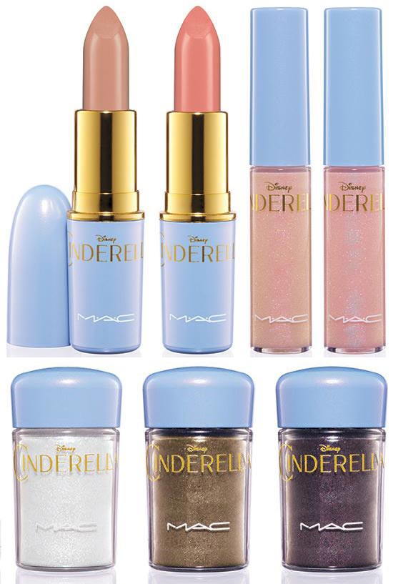 MAC Cinderella Spring 2015 Makeup Collection