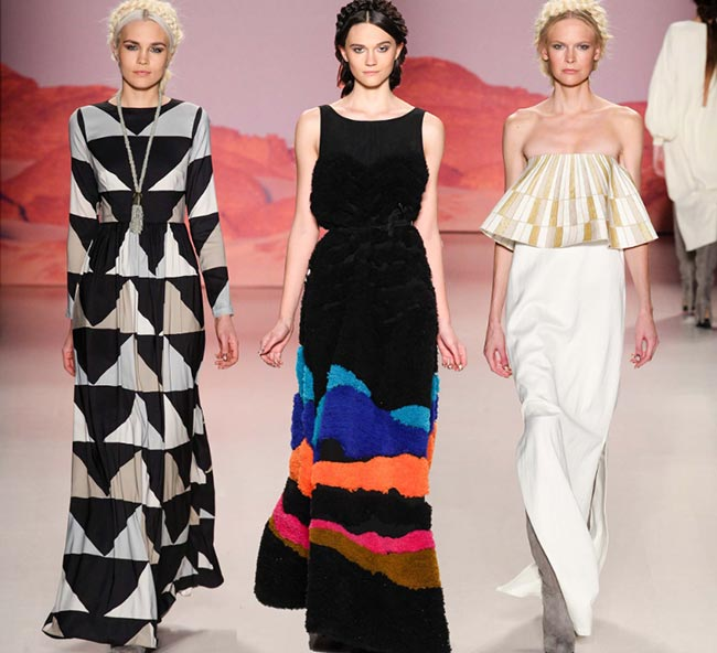 Mara Hoffman Fall/Winter 2015-2016 Collection – New York Fashion Week