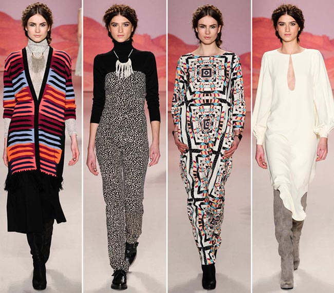 Mara Hoffman Fall/Winter 2015-2016 Collection