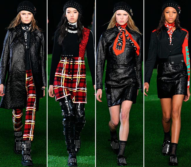 Marc by Marc Jacobs Fall/Winter 2015-2016 Collection - New York Fashion Week