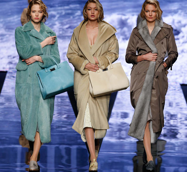 d7108391b5 Max Mara Fall Winter 2015-2016 Collection - Milan Fashion Week
