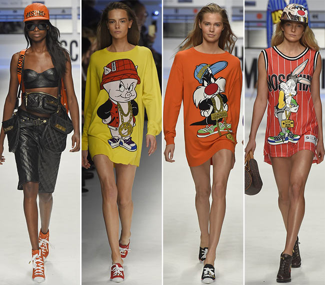 Moschino Fall/Winter 2015-2016 Collection - Milan Fashion Week