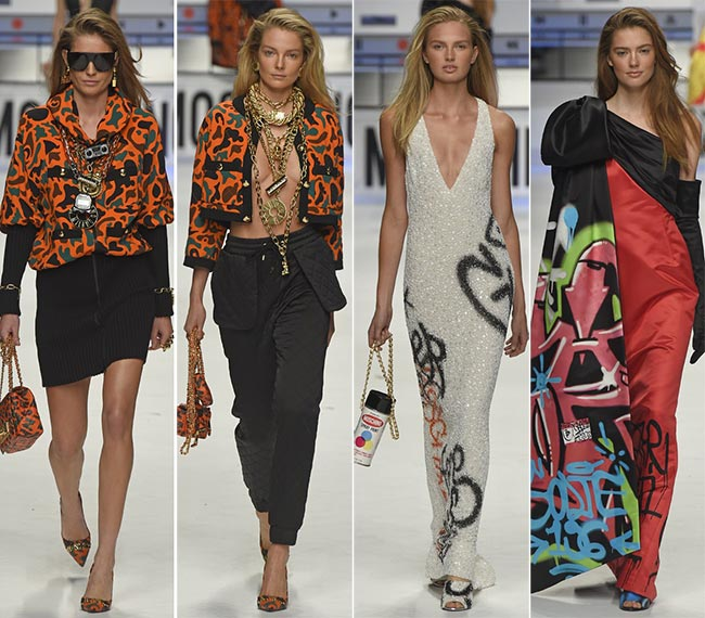 Moschino Fall/Winter 2015-2016 Collection - Milan Fashion Week