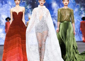 Naeem Khan  Fall/Winter 2015-2016 Collection – New York Fashion Week