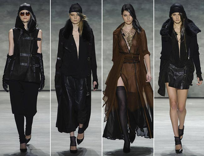 Nicholas K Fall/Winter 2015-2016 Collection – New York Fashion Week