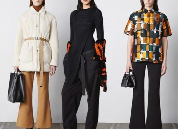 Opening Ceremony Fall/Winter 2015-2016 Collection – New York Fashion Week