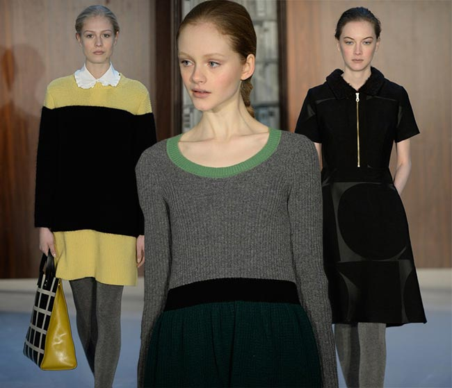 Orla Kiely Fall/Winter 2015-2016 Collection – London Fashion Week
