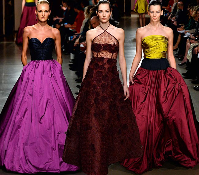 Oscar de la Renta Fall/Winter 2015-2016 Collection - New York Fashion Week