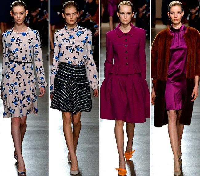 Oscar de la Renta Fall/Winter 2015-2016 Collection - New York Fashion Week