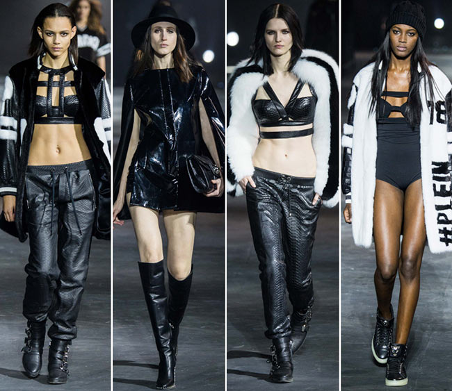 Philipp Plein Fall/Winter 2015-2016 Collection - Milan Fashion Week