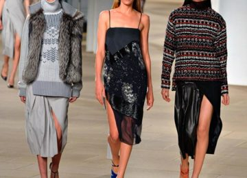 Prabal Gurung Fall/Winter 2015-2016 Collection – New York Fashion Week