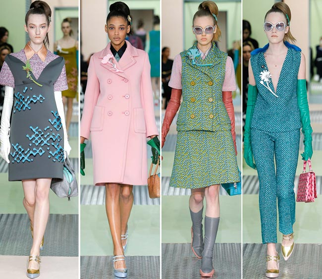 Prada Fall/Winter 2015-2016 Collection - Milan Fashion Week