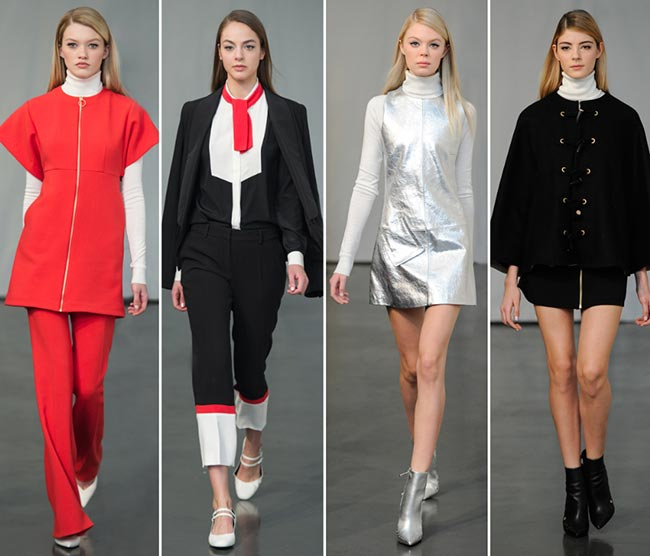 Rachel Zoe Fall/Winter 2015-2016 Collection – New York Fashion Week