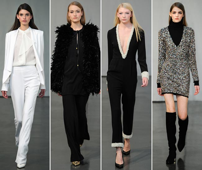 Rachel Zoe Fall/Winter 2015-2016 Collection